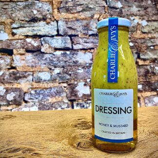 Charlie & Ivy's Honey and Mustard Dressing