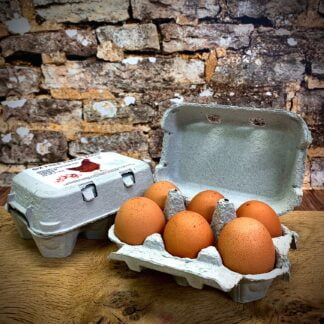 Yorkshire Free Range Eggs