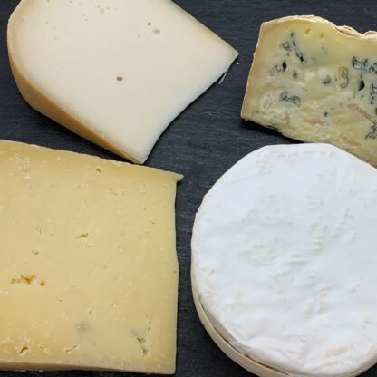 The Courtyard Dairy Award Winning Cheese Box