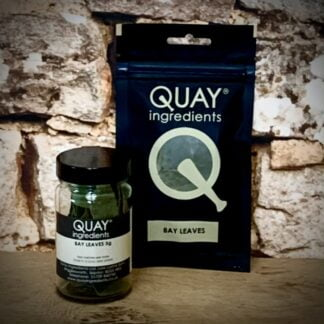Quay Ingredients - Bay Leaves Jar & Pouch
