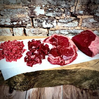 The Horny Cow - Beef Taster Box