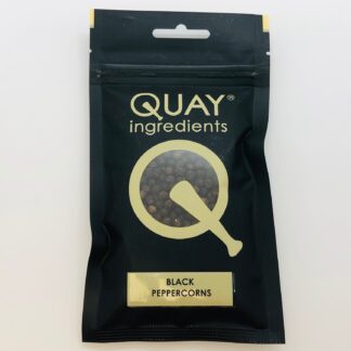 Quay Ingredients - Black Peppercorns