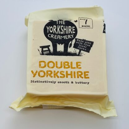 The Yorkshire Creamery - Double Yorkshire