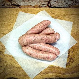 Trotters Lincolnshire Thick Sausages