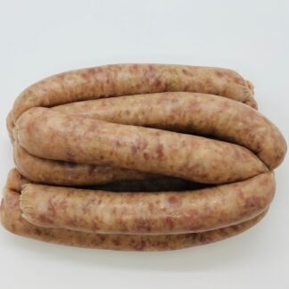 Trotters Pork & Caramelised Onion Thin Sausage