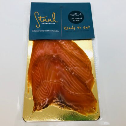 Staal Cold Smoked Salmon