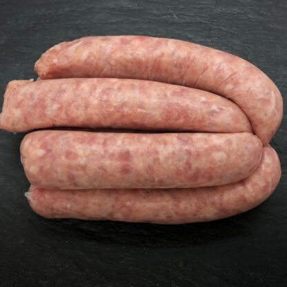 Trotters Thick Traditional Sausages