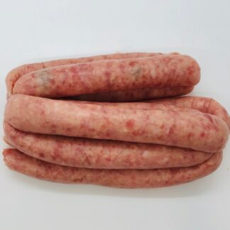 Trotters Pork & Apple Thin Sausages