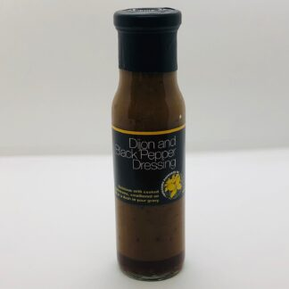 Yorkshire Rapeseed Oil - Mint & Black Pepper Dressing