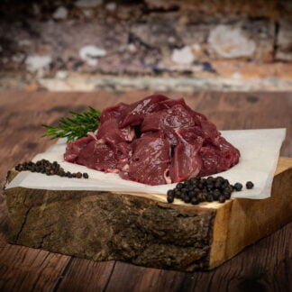 Yorkshire Diced Venison