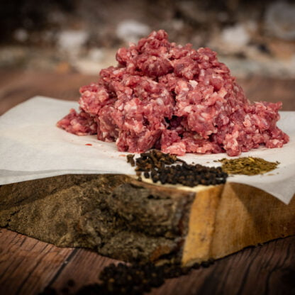 Yorkshire Minced Goat