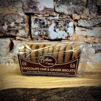 Botham's of Whitby Chocolate Chip & Ginger Biscuits