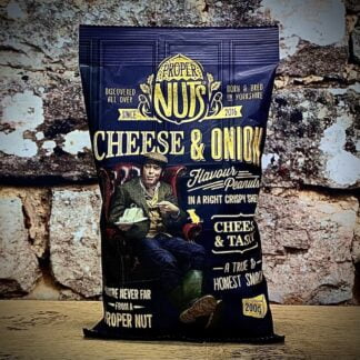 Proper Nuts Cheese & Onion Flavour