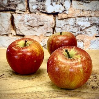 British Cox's Apples