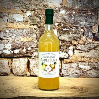 Yorkshire Wolds Elderflower Apple Juice