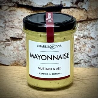 Charlie & Ivy's Mustard and Ale Mayonnaise