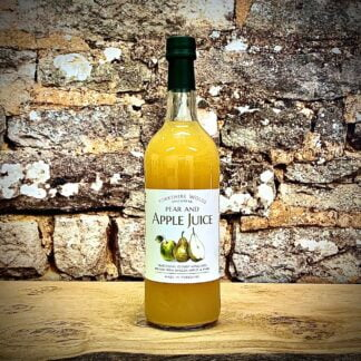 Yorkshire Wolds Pear & Apple Juice