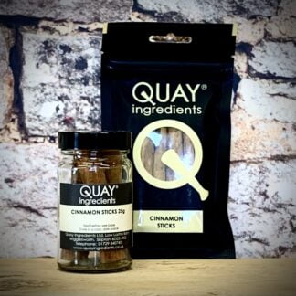 Quay Ingredients - Cinnamon Stick Group Shot