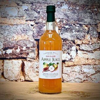 Yorkshire Wolds Apple Juice - Rhubarb & Apple Juice
