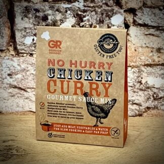 Gordon Rhodes No Hurry Chicken Curry Mix