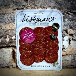 Lishman's of Ilkley - Pepperoni with Red Wine