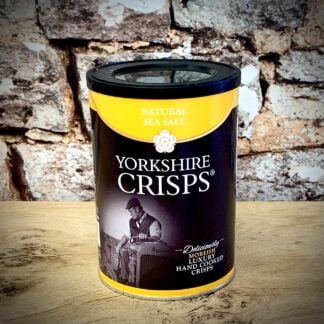 Yorkshire Crisps - Natural Sea Salt