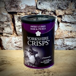 Yorkshire Crisps - Sweet Cured Ham & Pickle