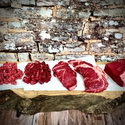 The Horny Cow 5kg Beef Box