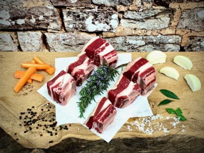 Thorntons Bakehouse & Butchers - Beef Short Ribs
