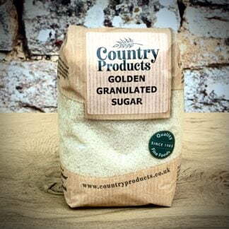 Country Products - Golden Granulated Sugar