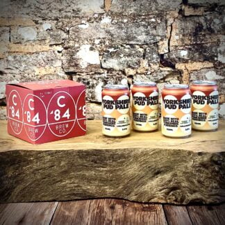 No23 - Yorkshire Pud Pale Ale - Pack of 4