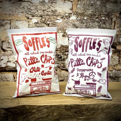 Soffle's Pittach Chips Selection