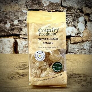 Country Products - Crystallised Ginger